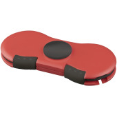 Spin-It Widget™ met oplaadkabel - Rood